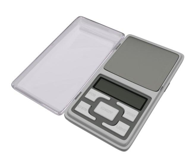 Mini precisie weegschaaltje 0,01 tot 500 gram