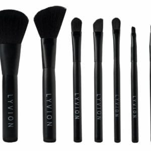 Lyvion 7 delige make-up kwasten set