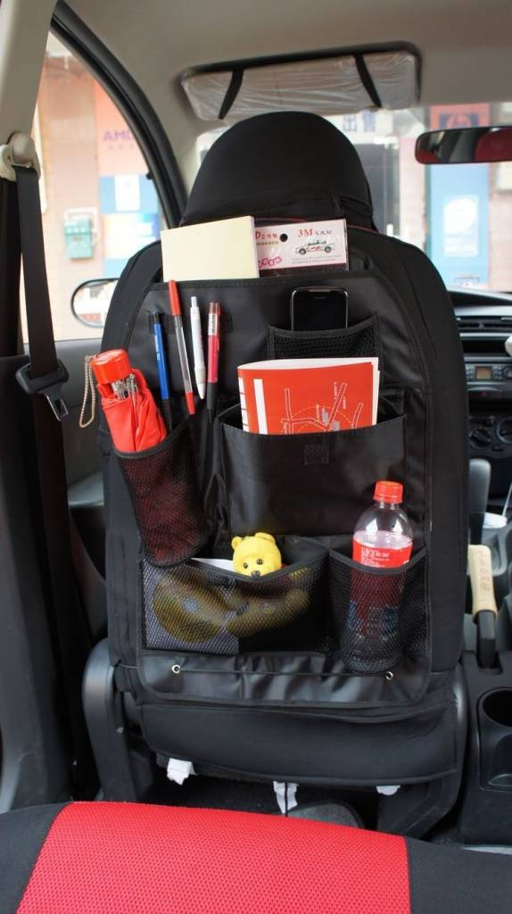 auto stoel car organiser ideaal voor onderweg kadotopper. Black Bedroom Furniture Sets. Home Design Ideas
