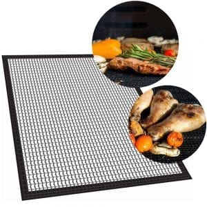 Krumble Barbecue grill mat